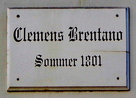 Clemens Brentano Wikiwand