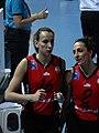 Gözde Kırdar Sonsırma 2 & Milena Rašić 16 Vakıfbank SK TWVL 20180426 (2).jpg