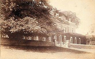 Hemel Hempstead - Gadebridge House (demolished 1963)