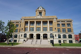 Gainesville, Texas - Cooke County Courthouse