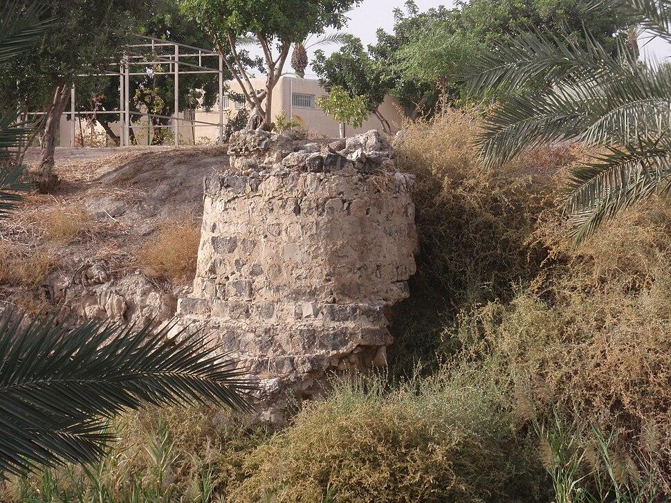 Gan ha-Shlosha ancient gristmill