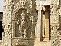 Ganesha in Ornated Pillar, Lepakshi, AP.jpg