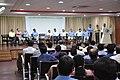 Ganga Singh Rautela Delivers His Farewell Address - NCSM - Kolkata 2016-02-29 1618.JPG