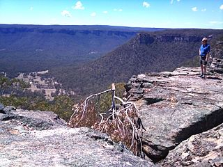 Gardens of Stone National Park Protected area in New South Wales, Australia