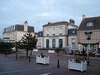 Courseulles-sur-Mer Commune in Normandy, France