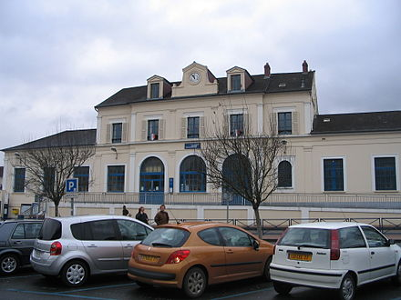 Plombier Montereau-Fault-Yonne (77130)