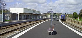 Image illustrative de l'article Gare de Coutances