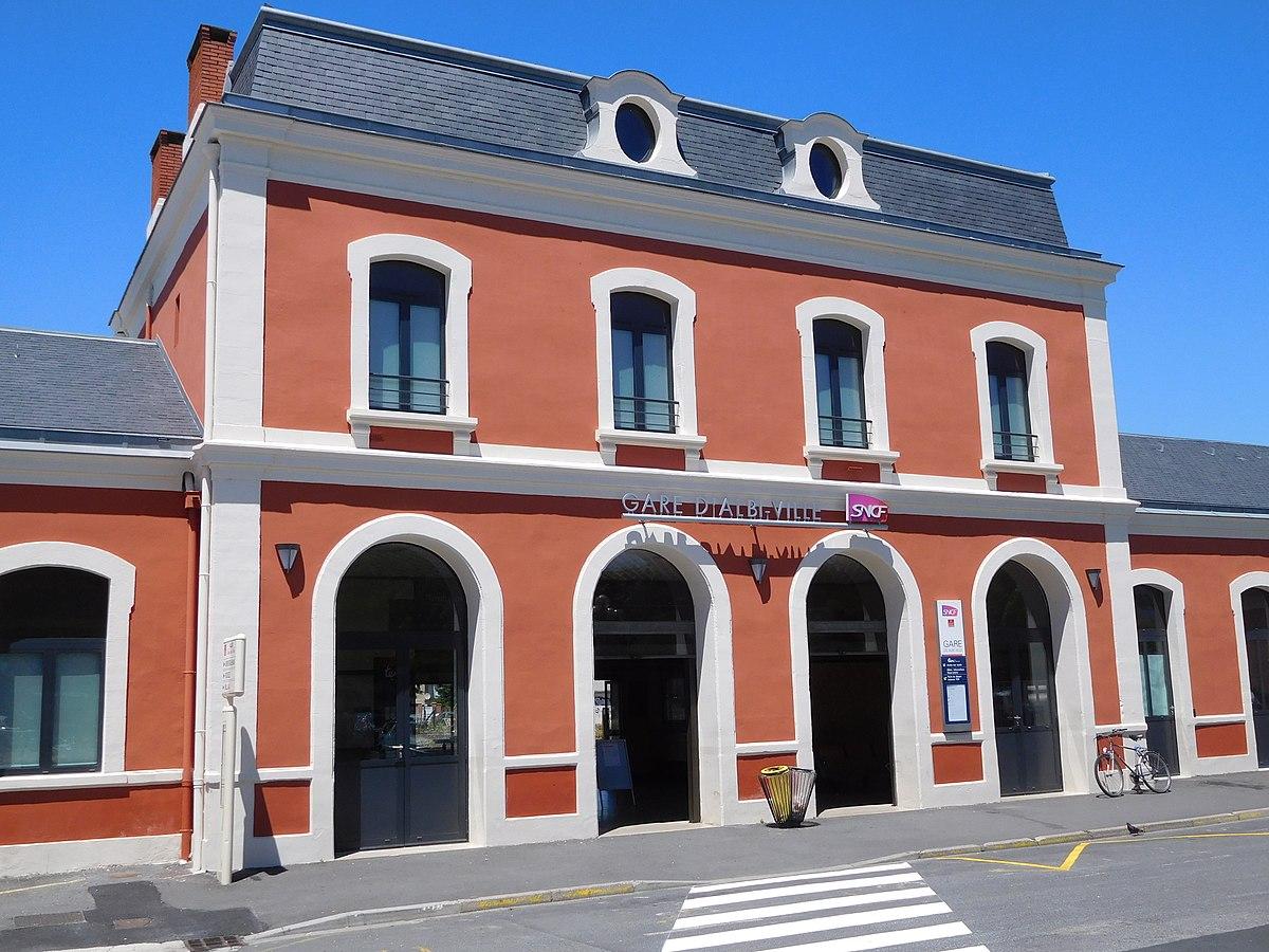 Gare d 39 albi ville wikip dia - Office du tourisme d albi ...