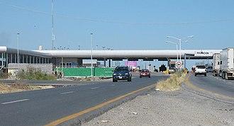 Mexican Federal Highway 85 - Garita Kilómetro 26