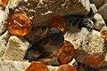Garnet, feldspar, quartz, mica 1.jpg