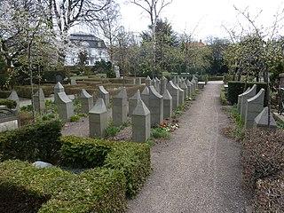 Garnisons Cemetery, Copenhagen cemetery in Copenhagen, Denmark