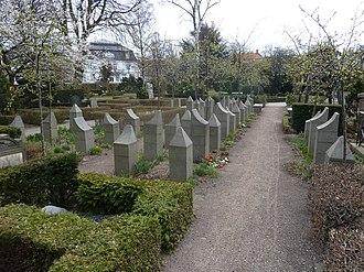 Garnisons Cemetery - Garnisons Cemetery