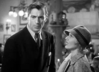 Mr. Deeds Goes to Town - Gary Cooper and Jean Arthur