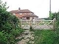 Gate on public footpath - geograph.org.uk - 1440696.jpg