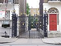 Gates between 20 and 21 Montague St, London 1.jpg