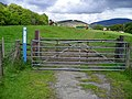 Gates on Cycle Trail - geograph.org.uk - 431782.jpg