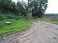 Gateway to a public footpath - geograph.org.uk - 515666.jpg
