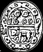 Gauger's stamp of Berlin 1600.png