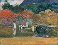 Gauguin - Femmes et cheval blanc.jpg