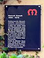 Gedenktafel Hannah Arendt Marburg.jpg