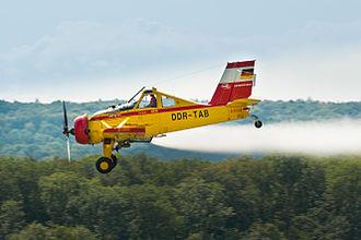 PZL-106 Kruk - Image: Gehling PLZ106AR Kruk OTT 2013 D7N9003 007