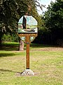 Geldeston Village Sign - geograph.org.uk - 222876.jpg
