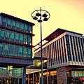 Gemeentehuis Maastricht met winkelcentrum Mosae Forum - panoramio.jpg