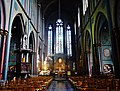 Gent Basiliek Onze Lieve Vrouw van Lourdes Innen Langhaus Ost 3.jpg