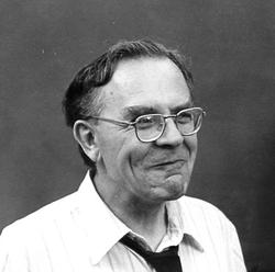 Geoffrey wilkinson ca. 1976