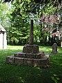 Geograph 2381341 Churchyard cross, Biddisham.jpg