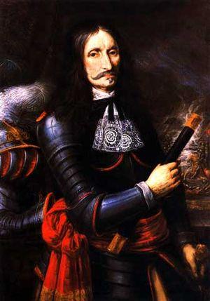 Georg von Derfflinger - Georg von Derfflinger about 1670
