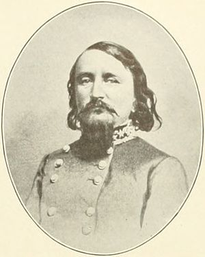 George Pickett - Confederate Major General George E. Pickett