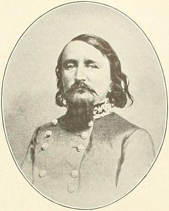George Pickett - Confederate Major General George E. Pickett