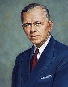 General George C. Marshall, the 50th U.S. Secretary of State