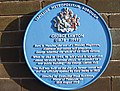 George Lawton's blue plaque - geograph.org.uk - 1127481.jpg