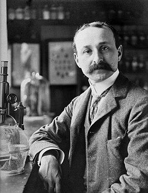 George Nuttall - George Nuttall in 1901