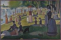 Georges Seurat - A Sunday on La Grande Jatte -- 1884 - Google Art Project.jpg