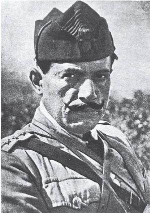 Georgios Kondylis - Georgios Kondylis as colonel, ca. 1919.