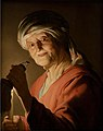 Gerard van Honthorst - An Old Woman - KMSsp380 - Statens Museum for Kunst.jpg