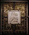 Germania occidentale, coperta di libro in oro (1000 ca.), con avorio bizantino del X secolo 01.jpg