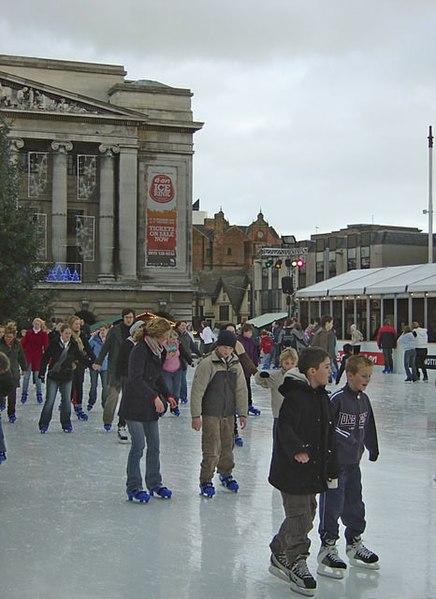 File:Get your skates on - geograph.org.uk - 626116.jpg