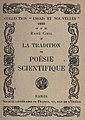 Ghil - La Tradition de poésie scientifique, 1920 (page 9 crop).jpg