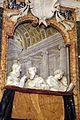Gianlorenzo bernini, cappella cornaro, 1644-52, palchetti 02.jpg