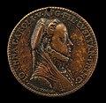 Gianpaolo Poggini, Dona Juana of Portugal (obverse), 1564, NGA 108136.jpg