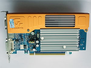 GeForce 7 series - Gigabyte GeForce 7300 GS