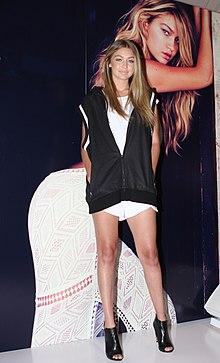 Gigi Hadid Cr Fashion Book