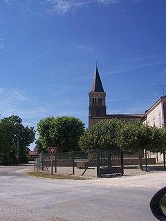 Gigny-sur-Saône Commune in Bourgogne-Franche-Comté, France