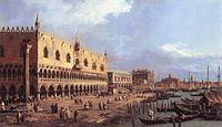 Giovanni Antonio Canal, il Canaletto - Riva degli Schiavoni - Looking East - WGA03879.jpg