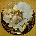 Giovanni Battista Tiepolo (1696-1770) - The Assumption of the Virgin (sketch for a ceiling in the Church of the Fratta, Friuli^) - 1535125 - National Trust.jpg