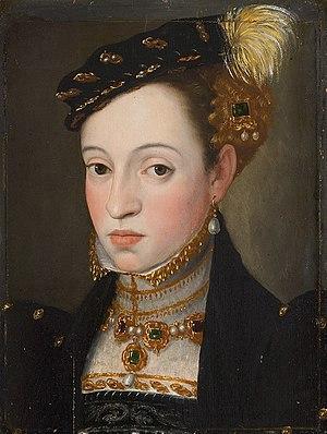 Archduchess Magdalena of Austria - Archduchess Magdalena of Austria
